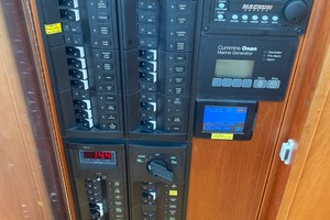 Sabre 42 - Seaclusion - Control Panel
