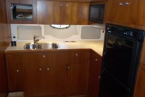 Tiara Yachts 41 - Salt Shaker - Galley