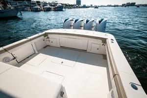 DIS IS IT is a Regulator 41 Yacht For Sale in Destin-2018 41 Regulator   Cockpit (1)-17
