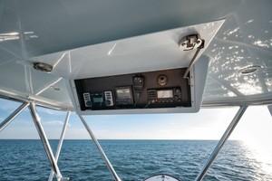Rybovich 45 - Cygnet - flybridge