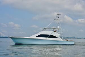 Ocean 73 - Sandra C - Exterior Profile