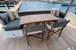 Trainera is a Sunseeker Manhatten 73 Yacht For Sale in Ixtapa--32