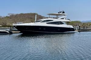 Trainera is a Sunseeker Manhatten 73 Yacht For Sale in Ixtapa--2