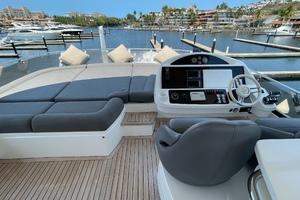 Trainera is a Sunseeker Manhatten 73 Yacht For Sale in Ixtapa--39