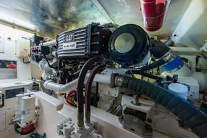 Cabo 45 - Game Changer - Engine Room