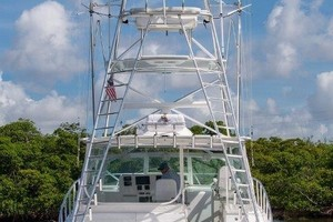 Cabo 45 - Game Changer - Stern Profile