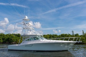 Cabo 45 - Game Changer - Starboard Profile