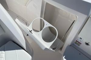Intrepid 34 - Port and Starboard Fender Storage