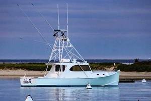 H&H Marine 40 - Hunt & Harvest - Exterior Profile
