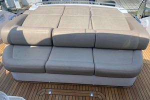 Pershing 64 - SoundView - Aft Deck