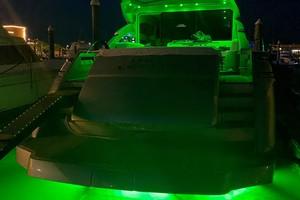 Pershing 64 - Lady Leenie - Night View