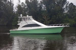 Ocean 56 - Seafood Searcher - Exterior Profile