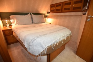 Cajun Queen is a Cabo 48 Convertible Yacht For Sale in Cabo San Lucas -2004 Cabo 48 Convertible - Master Stateroom -10