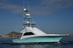 Cajun Queen is a Cabo 48 Convertible Yacht For Sale in Cabo San Lucas -2004 Cabo 48 Convertible -  Cajun Queen-0