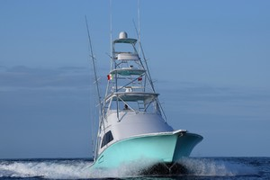 Cajun Queen is a Cabo 48 Convertible Yacht For Sale in Cabo San Lucas -2004 Cabo 48 Convertible -  Cajun Queen-31