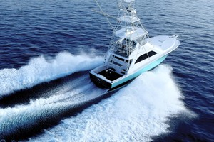 Cajun Queen is a Cabo 48 Convertible Yacht For Sale in Cabo San Lucas -2004 Cabo 48 Convertible -  Cajun Queen-29