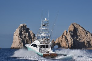 Cajun Queen is a Cabo 48 Convertible Yacht For Sale in Cabo San Lucas -2004 Cabo 48 Convertible -  Cajun Queen-30