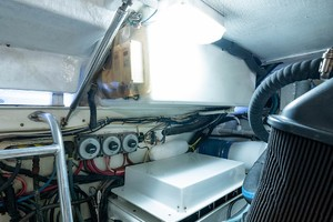 Liberty 42 - Renewal - engine room