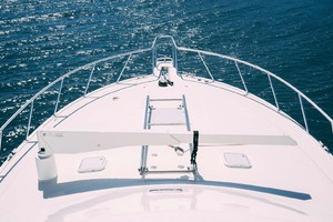Satisfaction is a Cabo 48 Yacht For Sale in Cabo San Lucas-Foredeck-5