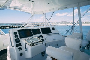 Satisfaction is a Cabo 48 Yacht For Sale in Cabo San Lucas--20