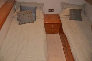 Bertram 51 Reel Friends-guest cabin
