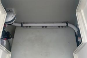 2020 32' SeaVee pump