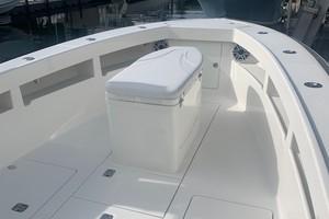2020 32' SeaVee Boat Storage