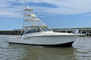 Kraken is a Albemarle 360 XF Yacht For Sale in Biloxi-2008 36 Albemarle 360XF Kraken Profile -0