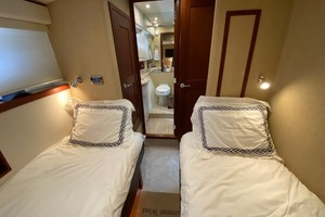 Pacific Mariner 65 - Summer Wind - Guest Stateroom