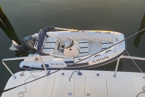 Pacific Mariner 65 - Summer Wind - Inflatable Tender
