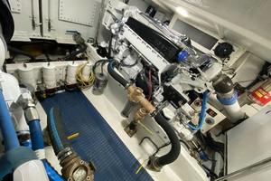 Pacific Mariner 65 - Summer Wind - Engine Room