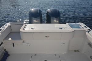 Sea Hunt 30-cockpit