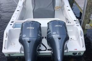 Sea Hunt 30 - engines