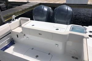 Sea Hunt 30 - Cockpit
