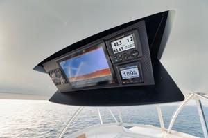 Viking 68 - Whirlwind - Flybridge Electronics