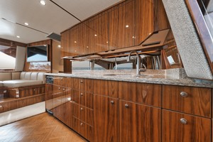 Viking 68 - Whirlwind - Galley
