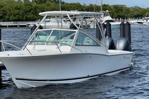 Albemarle 25 - Bow profile