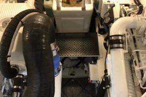 Viking 42 Open - Fuzzy III - Engine Room