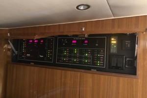 Viking 42 Open - Fuzzy III - Electronic Panel