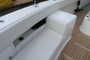 Venture 39 Boogie Man - forward seating