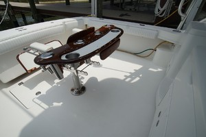Dolphin IV is a Albemarle 360 Express Yacht For Sale in Orange Beach-Cockpit-29