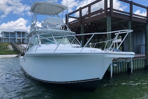 Dolphin IV is a Albemarle 360 Express Yacht For Sale in Orange Beach-Stbd Bow-12