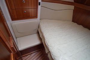 Dolphin IV is a Albemarle 360 Express Yacht For Sale in Orange Beach-Master Stateroom Portside-9