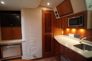 Dolphin IV is a Albemarle 360 Express Yacht For Sale in Orange Beach-Salon Starboard-7