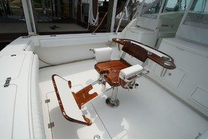 Dolphin IV is a Albemarle 360 Express Yacht For Sale in Orange Beach-Fighting Chair-28