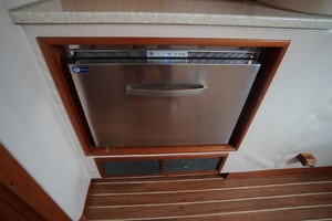 Dolphin IV is a Albemarle 360 Express Yacht For Sale in Orange Beach-Galley Refridgeration-6