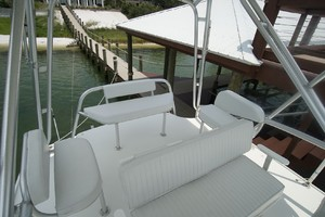 Dolphin IV is a Albemarle 360 Express Yacht For Sale in Orange Beach-Tower Seating-22