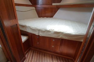 Dolphin IV is a Albemarle 360 Express Yacht For Sale in Orange Beach-Master Stateroom Forward-10