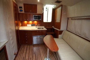 Dolphin IV is a Albemarle 360 Express Yacht For Sale in Orange Beach-Salon Aft-8