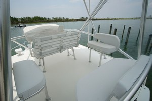 Dolphin IV is a Albemarle 360 Express Yacht For Sale in Orange Beach-Tower Seating-23